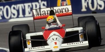 Lata osiemdziesiąte w Formule 1.  Lauda, Villeneuve, Senna, Prost, Mansell, Piquet…