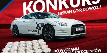 Regulamin konkursu Nissan GTR dowozi – Białystok
