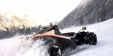 KTM X-BOW – Sylwestrowa dawka adrenaliny!