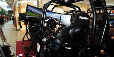 Symulatory motoryzacyjne - wynajem, wypożyczanie sprzętu i gier na eventy motoryzacyjne