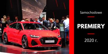 Premiery samochodowe 2020 roku - sprawdź nowe sportowe auta!