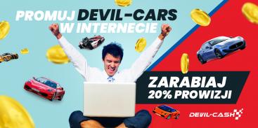 Program Partnerski Devil-Cash - zarabiaj bez wychodzenia z domu!