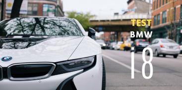 BMW i8 z 2020 roku - bawarski supercar - test samochodu