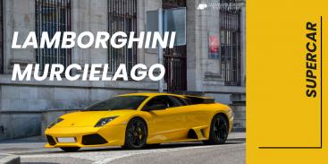 Lamborghini Murcielago - idealny supercar?