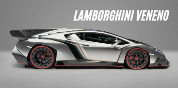 Lamborghini Veneno - hipersamochód na 50. urodziny marki