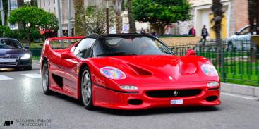 Dlaczego ludzie nie pokochali Ferrari F50?