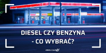Diesel czy benzyna? Czy w 2021 r. warto jeszcze inwestować w Diesla?