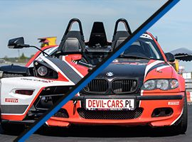 KTM X BOW & BMW M Power (E46)