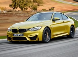 BMW M4 Performance