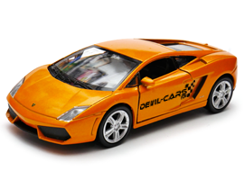 Model Lamborghini Gallardo 1:34