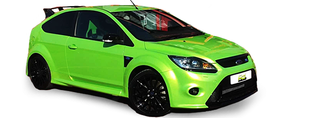 Ford Focus RS name